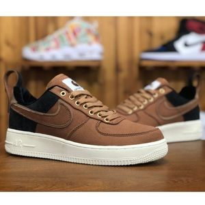 The Carhartt WIP x Air Force 1 '07 PRM 'Ale Brown